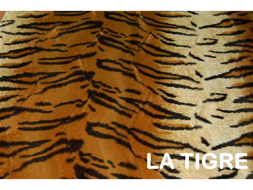 Pellicce ecologiche la tigre