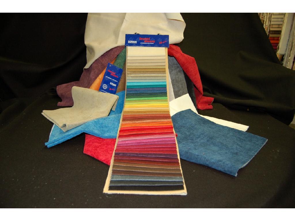 50 varianti di colore da vedere e bellissima da toccare.