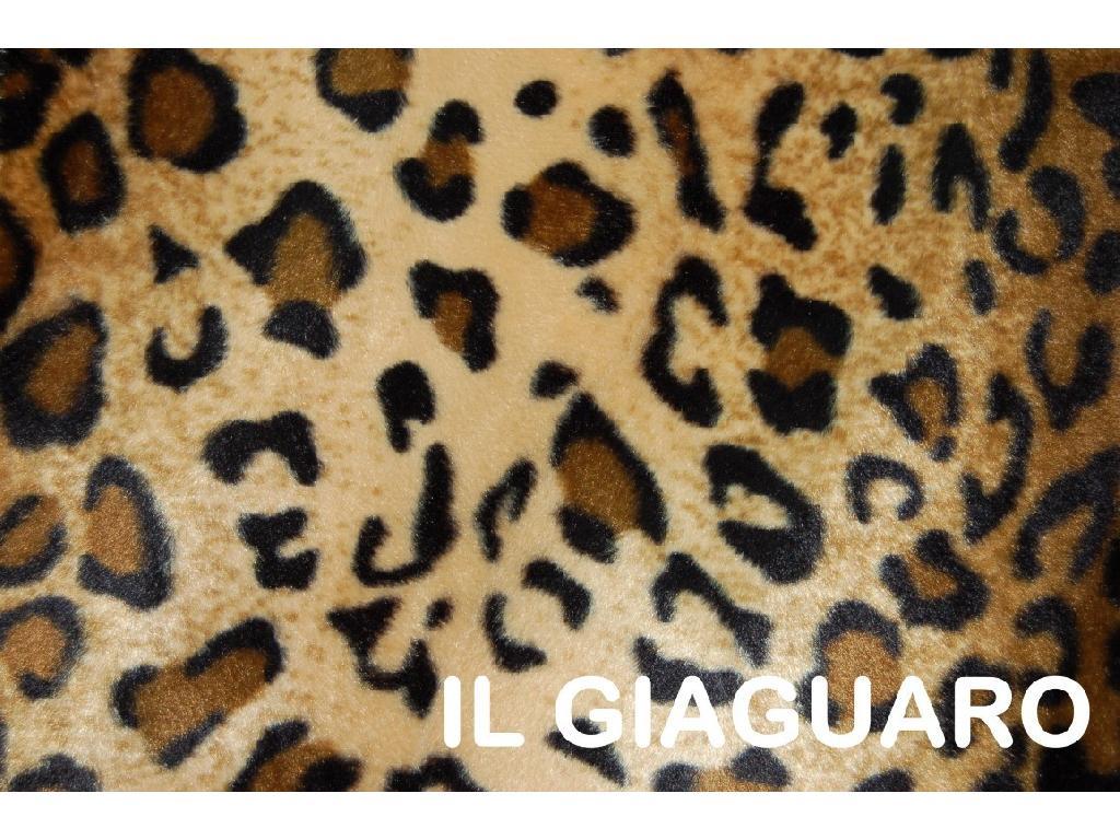 Pellicce ecologiche il giaguaro