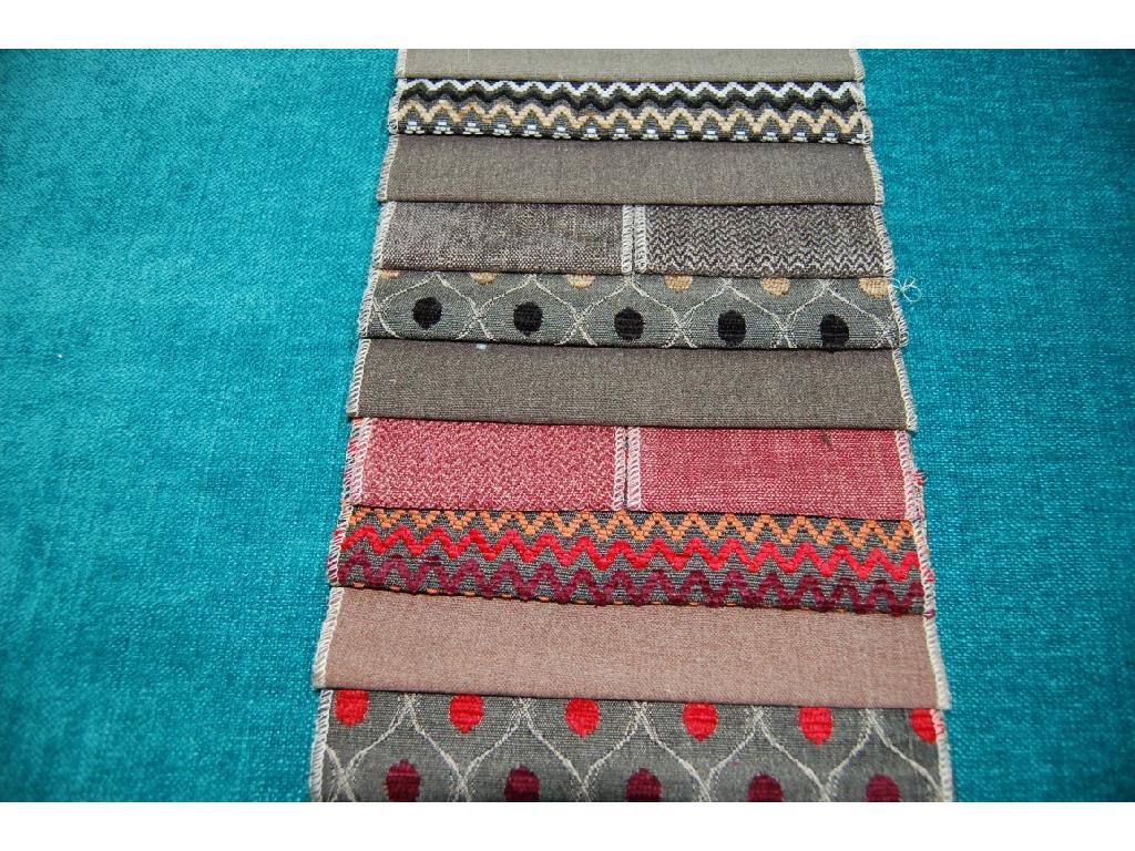 Tinta unita in lino e cotone per tappezzeria