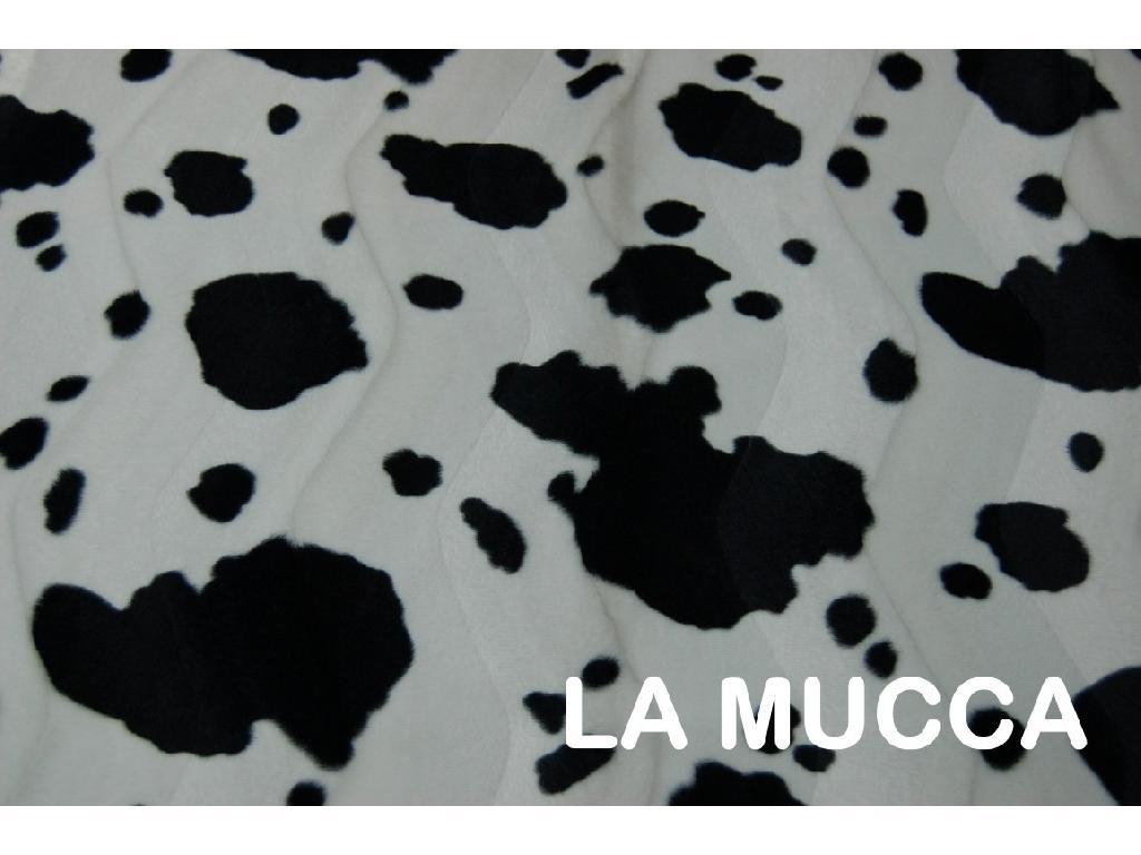 Pellicce ecologiche la mucca